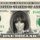 JENNIFER LOVE HEWITT on REAL Dollar Bill - Celebrity Collectible Cash Money