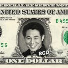 JET LI on REAL Dollar Bill Spendable Cash Celebrity Money Mint