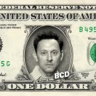 MICHAEL EMERSON on REAL Dollar Bill Collectible Cash Celebrity Money Mint