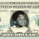 GARY COLEMAN Arnold Jackson Diff'rent Strokes on REAL Dollar Bill Cash Money