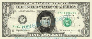 KYLE CHANDLER Eric Taylor Friday Night Lights on REAL Dollar Bill Cash Money