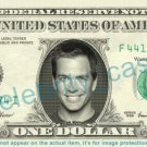 MICHAEL WEATHERLY Logan Cale Dark Angel on REAL Dollar Bill Cash Money Bank Note