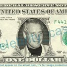 PAUL NEWMAN on REAL Dollar Bill Cash Money Bank Note Currency Dinero Celebrity