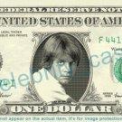 LUKE SKYWALKER Star Wars on REAL Dollar Bill Cash Money Bank Note Currency