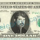 GEORGE LUCAS on REAL Dollar Bill Cash Money Bank Note Currency Dinero Celebrity