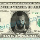 MR T on REAL Dollar Bill Cash Money Bank Note Currency Dinero Celebrity