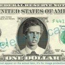 NAPOLEON DYNAMITE on REAL Dollar Bill Cash Money Bank Note Currency Dinero