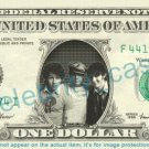 JONAS BROTHERS on REAL Dollar Bill Cash Money Bank Note Currency Dinero