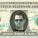 JOEL MADDEN Good Charlotte on REAL Dollar Bill Cash Money Bank Note Currency