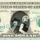 BROOKS & DUNN on REAL Dollar Bill Cash Money Bank Note Currency Dinero Celebrity