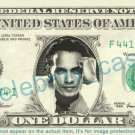MARC ANTHONY on REAL Dollar Bill Cash Money Bank Note Currency Dinero Celebrity