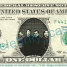 EAGLES on REAL Dollar Bill Cash Money Bank Note Currency Dinero Celebrity