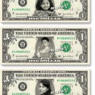 Personalized BIRTHDAY GIFT Your Face & Name on REAL DOLLAR Cash Money Customized