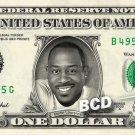 MARTIN LAWRENCE on REAL Dollar Bill Cash Money Memorabilia Collectible Celebrity