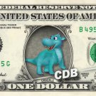 CRACKLE - Sophia the first on REAL Dollar Bill Disney Cash Money Memorabilia