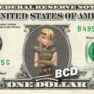 ASTRID How to Train Your Dragon - REAL Dollar Bill Disney Cash Money Memorabilia