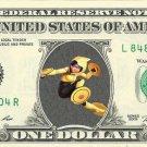 Big Hero 6 - GoGo Tomago on REAL Dollar Bill Disney Cash Money