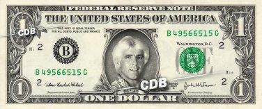 RIC FLAIR on REAL Dollar Bill WWE Wrestler Cash Money Memorabilia Celebrity Bank