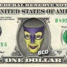 MAGIC MIRROR - REAL Dollar Bill Disney Cash Money Memorabilia Collectible