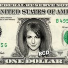 HAYLEY WILLIAMS on REAL Dollar Bill Cash Money Bank Note Currency Dinero