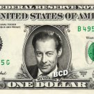 REX HARRISON My Fair Lady on REAL Dollar Bill Cash Money Memorabilia Collectible