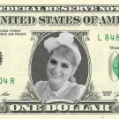MEGHAN TRAINOR on a REAL Dollar Bill all about that bass Cash Money Memorabilia