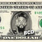 ENZO AMORE on REAL Dollar Bill WWE Cash Money Memorabilia Collectible Bank Note