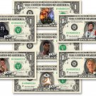 STAR WARS The Force Awakens Collector Pack 7 REAL DOLLAR BILLS Currency Money
