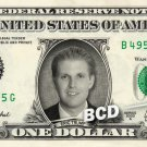 ERIC TRUMP on REAL Dollar Bill Cash Money Collectible Memorabilia Celebrity Bank