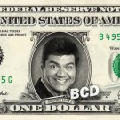 GEORGE LOPEZ on REAL Dollar Bill Cash Money Bank Note Currency Dinero Celebrity