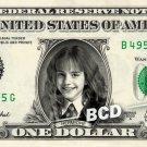 HERMIONE GRANGER Emma Watson Harry Potter on REAL Dollar Bill Cash Money