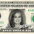 MADISON KOCIAN Rio Olympics Gold Medal - REAL Dollar Bill Cash Money Collectible
