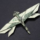 DRAGONFLY Money Origami - Insect Animal Dollar Bill Art