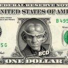Quark REAL Dollar Bill Star Trek Deep Space Nine Cash Money Collectible Banknote
