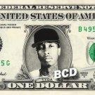 TYGA on a REAL Dollar Bill Cash Money Collectible Memorabilia Celebrity Novelty Bank Note Dinero
