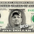 JIMBO FISHER Florida State University College Football on a REAL Dollar Bill Cash Money