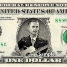 GEORGE JONES on a REAL Dollar Bill Cash Money Collectible Memorabilia Celebrity Novelty