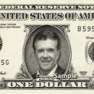 ALAN THICKE - Real Dollar Bill Cash Money Collectible Memorabilia Celebrity Novelty Thick