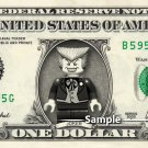 JOKER Lego - Real Dollar Bill Cash Money Collectible Memorabilia Celebrity Novelty