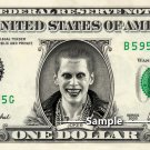 JOKER Suicide Squad - Real Dollar Bill DC Comics Cash Money Collectible Memorabilia