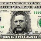 TOM HARDY James Keziah Delaney Taboo - Real Dollar Bill Cash Money Collectible Memorabilia