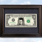 FRAMING SERVICE for your Celebrity Dollar Bill - Add-on Feature for your current order