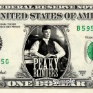 Peaky Blinders TV Show - Real Dollar Bill Cash Money Collectible Memorabilia Celebrity Novelty