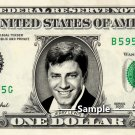 JERRY LEWIS - Real Dollar Bill Cash Money Collectible Memorabilia Celebrity Novelty Bank Note