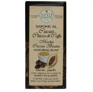 Nesti Dante Mocha Cocoa Beans Natural Soap. 200g