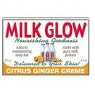 Milk Glow Soap Citrus Ginger Creme (125gr)
