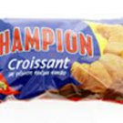 Champion Chocolate Croissant 70gr (pack of 6)
