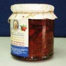 Sun dried tomato  in oll(product of organic farming)