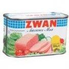 ZWAN luncheon meat with fine herbs 200gr