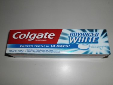 2XCOLGATE TOTAL ORIGINAL 100 ML TOOTHPASTE